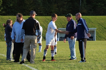 Tamaqua Soccer Senior Recognition, Soccer Field, Tamaqua Area High School, Tamaqua, 10-7-2015 (10)
