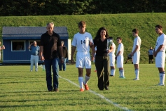 Tamaqua Soccer Senior Recognition, Soccer Field, Tamaqua Area High School, Tamaqua, 10-7-2015 (16)