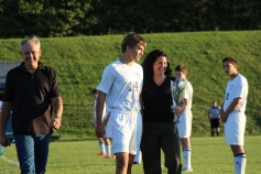 Tamaqua Soccer Senior Recognition, Soccer Field, Tamaqua Area High School, Tamaqua, 10-7-2015 (17)