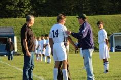 Tamaqua Soccer Senior Recognition, Soccer Field, Tamaqua Area High School, Tamaqua, 10-7-2015 (18)