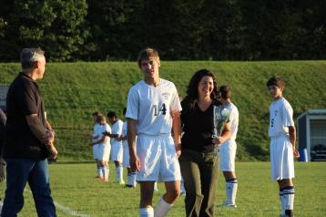Tamaqua Soccer Senior Recognition, Soccer Field, Tamaqua Area High School, Tamaqua, 10-7-2015 (21)