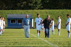 Tamaqua Soccer Senior Recognition, Soccer Field, Tamaqua Area High School, Tamaqua, 10-7-2015 (25)