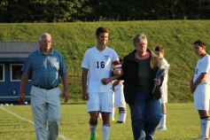 Tamaqua Soccer Senior Recognition, Soccer Field, Tamaqua Area High School, Tamaqua, 10-7-2015 (26)