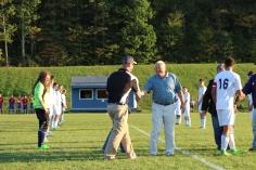 Tamaqua Soccer Senior Recognition, Soccer Field, Tamaqua Area High School, Tamaqua, 10-7-2015 (30)