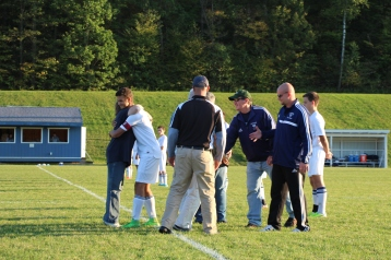 Tamaqua Soccer Senior Recognition, Soccer Field, Tamaqua Area High School, Tamaqua, 10-7-2015 (32)