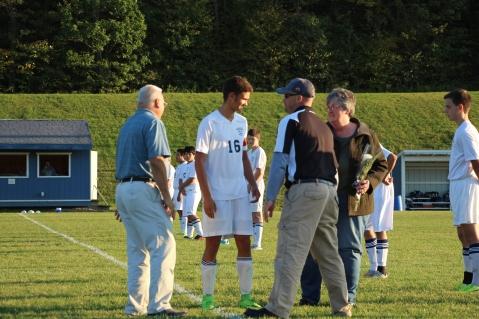 Tamaqua Soccer Senior Recognition, Soccer Field, Tamaqua Area High School, Tamaqua, 10-7-2015 (34)