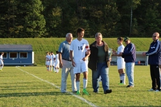 Tamaqua Soccer Senior Recognition, Soccer Field, Tamaqua Area High School, Tamaqua, 10-7-2015 (36)
