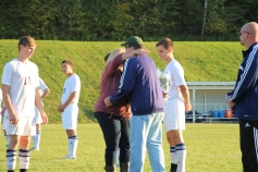 Tamaqua Soccer Senior Recognition, Soccer Field, Tamaqua Area High School, Tamaqua, 10-7-2015 (5)