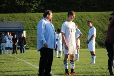Tamaqua Soccer Senior Recognition, Soccer Field, Tamaqua Area High School, Tamaqua, 10-7-2015 (6)