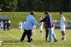 Tamaqua Soccer Senior Recognition, Soccer Field, Tamaqua Area High School, Tamaqua, 10-7-2015 (7)