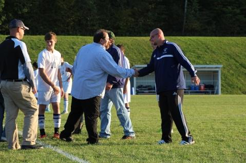 Tamaqua Soccer Senior Recognition, Soccer Field, Tamaqua Area High School, Tamaqua, 10-7-2015 (9)