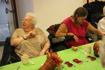 Thanksgiving and Christmas Party, Old and Bolder Group, Salvation Army, Tamaqua, 11-18-2015 (109)