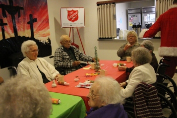 Thanksgiving and Christmas Party, Old and Bolder Group, Salvation Army, Tamaqua, 11-18-2015 (112)