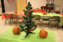 Thanksgiving and Christmas Party, Old and Bolder Group, Salvation Army, Tamaqua, 11-18-2015 (12)