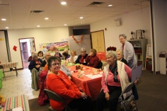 Thanksgiving and Christmas Party, Old and Bolder Group, Salvation Army, Tamaqua, 11-18-2015 (20)