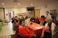 Thanksgiving and Christmas Party, Old and Bolder Group, Salvation Army, Tamaqua, 11-18-2015 (22)