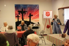 Thanksgiving and Christmas Party, Old and Bolder Group, Salvation Army, Tamaqua, 11-18-2015 (26)