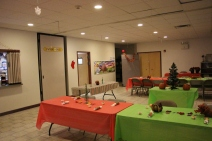 Thanksgiving and Christmas Party, Old and Bolder Group, Salvation Army, Tamaqua, 11-18-2015 (5)