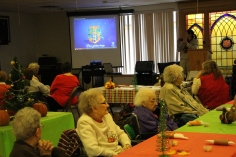 Thanksgiving and Christmas Party, Old and Bolder Group, Salvation Army, Tamaqua, 11-18-2015 (51)
