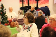 Thanksgiving and Christmas Party, Old and Bolder Group, Salvation Army, Tamaqua, 11-18-2015 (58)