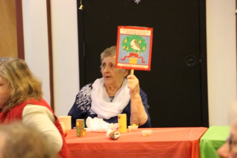 Thanksgiving and Christmas Party, Old and Bolder Group, Salvation Army, Tamaqua, 11-18-2015 (63)