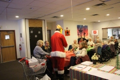 Thanksgiving and Christmas Party, Old and Bolder Group, Salvation Army, Tamaqua, 11-18-2015 (70)