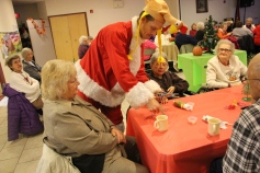 Thanksgiving and Christmas Party, Old and Bolder Group, Salvation Army, Tamaqua, 11-18-2015 (80)