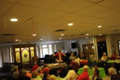 Thanksgiving and Christmas Party, Old and Bolder Group, Salvation Army, Tamaqua, 11-18-2015 (85)