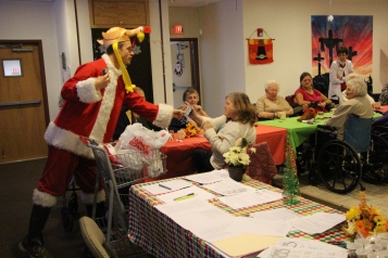 Thanksgiving and Christmas Party, Old and Bolder Group, Salvation Army, Tamaqua, 11-18-2015 (91)