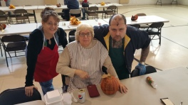 Thanksgiving Day Meal, Deliveries, Tamaqua Salvation Army, Tamaqua, 11-26-2015 (12)