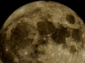 Thanksgiving Eve Moon, via Lyle Mantz, 11-25-2015 (2)