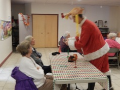 Thanksgiving XMas Party, Old and Bolder Group, Salvation Army, Tamaqua (8)