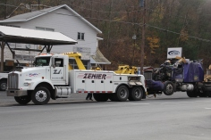 Tractor Trailer Overturns, US209, SR93, Nesquehoning, 11-5-2015 (100)