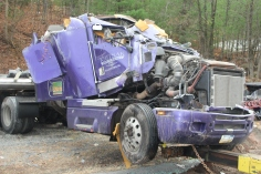Tractor Trailer Overturns, US209, SR93, Nesquehoning, 11-5-2015 (73)