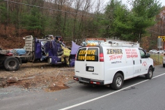 Tractor Trailer Overturns, US209, SR93, Nesquehoning, 11-5-2015 (8)