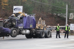 Tractor Trailer Overturns, US209, SR93, Nesquehoning, 11-5-2015 (98)