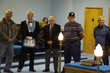 Veterans Appreciation Program, Tamaqua Masonic Lodge, Hometown, 11-18-2015 (23)