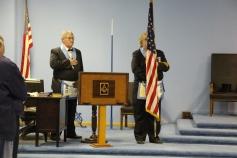 Veterans Appreciation Program, Tamaqua Masonic Lodge, Hometown, 11-18-2015 (4)
