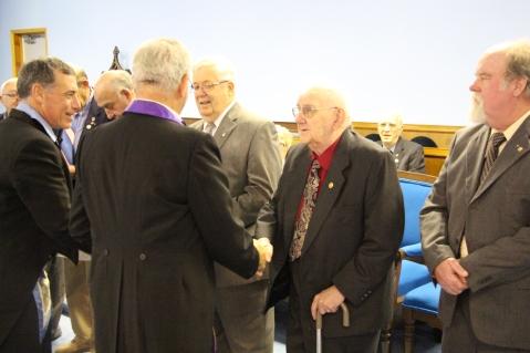 Veterans Appreciation Program, Tamaqua Masonic Lodge, Hometown, 11-18-2015 (50)
