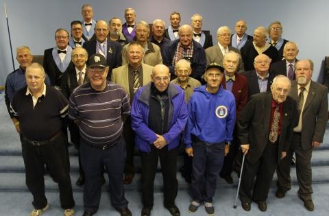 Veterans Appreciation Program, Tamaqua Masonic Lodge, Hometown, 11-18-2015 (97)