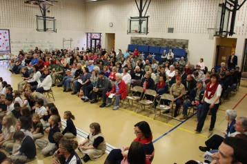 Veterans Day Program, Tamaqua Area Elementary School, Tamaqua, 11-11-2015 (11)