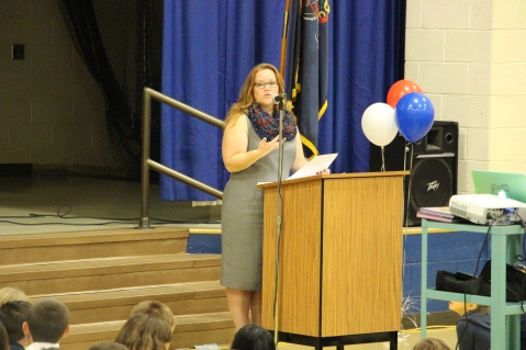 Veterans Day Program, Tamaqua Area Elementary School, Tamaqua, 11-11-2015 (121)