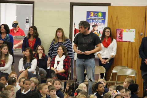 Veterans Day Program, Tamaqua Area Elementary School, Tamaqua, 11-11-2015 (143)