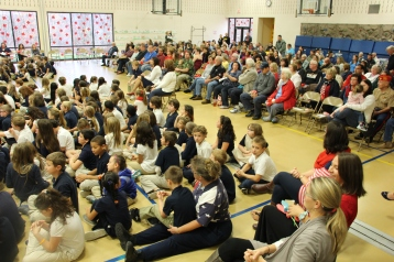 Veterans Day Program, Tamaqua Area Elementary School, Tamaqua, 11-11-2015 (155)