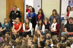 Veterans Day Program, Tamaqua Area Elementary School, Tamaqua, 11-11-2015 (16)
