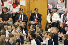 Veterans Day Program, Tamaqua Area Elementary School, Tamaqua, 11-11-2015 (18)