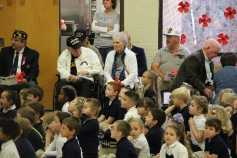 Veterans Day Program, Tamaqua Area Elementary School, Tamaqua, 11-11-2015 (19)