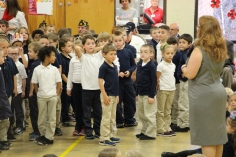 Veterans Day Program, Tamaqua Area Elementary School, Tamaqua, 11-11-2015 (201)