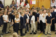 Veterans Day Program, Tamaqua Area Elementary School, Tamaqua, 11-11-2015 (202)