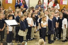 Veterans Day Program, Tamaqua Area Elementary School, Tamaqua, 11-11-2015 (203)